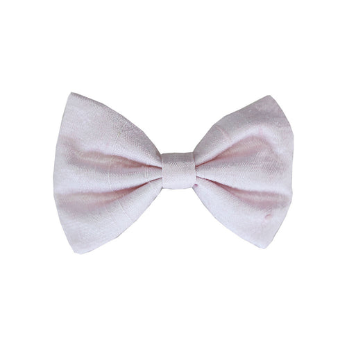 Peace Silk Hair bow for fine hair