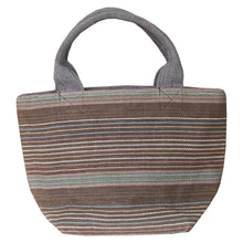 Load image into Gallery viewer, Handwoven cotton bag - No shoulder strap