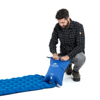 Sleeping pad inflable - Naturehike