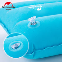 Almohada inflable rectangular