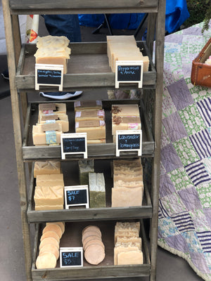 New! Soap Box with Three Surprise XL Fall Soaps
