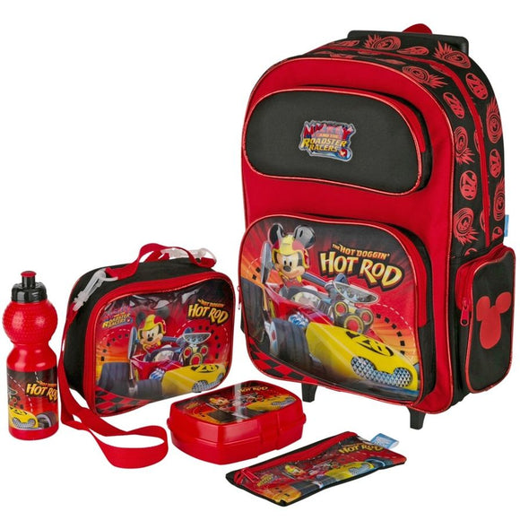 835210218286 Mickey and the Roadster Racers Back to School Value Pack (Set of 5 ...