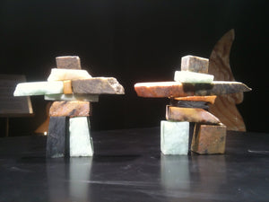 Art Class ~ 1-2 Hour Stacked Inukshuk