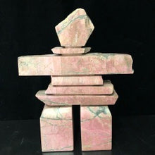 Load image into Gallery viewer, Inukshuk ~ BC Pink Rhodonite