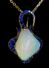Load image into Gallery viewer, Stingray Opal Pendant
