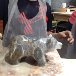 Art Class ~ 6+ Hour 3D Wildlife, Freestyle, or Bear Large Size