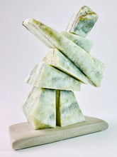Load image into Gallery viewer, Inukshuk ~ BC Glacier Ice Soapstone
