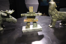 Load image into Gallery viewer, Art Class ~ 1-2 Hour Stacked Inukshuk