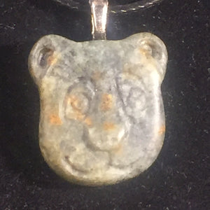 Art Class ~ 1-2 Hour Carved BC Soapstone Pendant