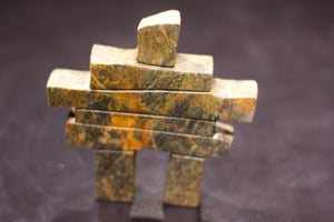 Art Class ~ 2 Hour Carved Inukshuk 3""