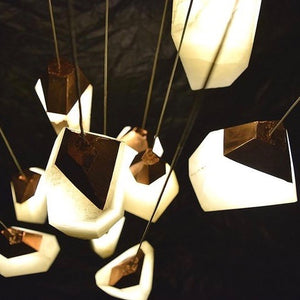 Alabaster Stone Pendant Lighting