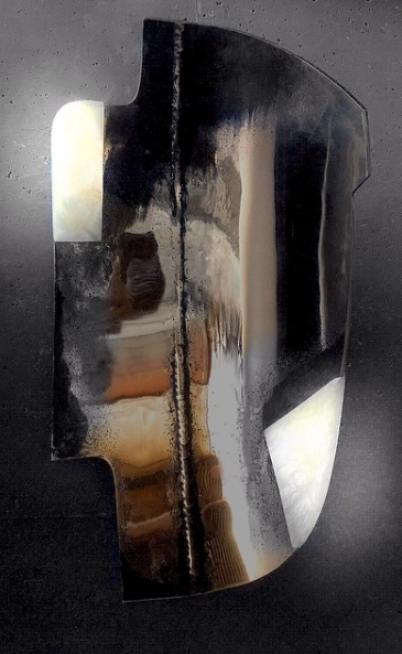 Alabaster Mirror Light