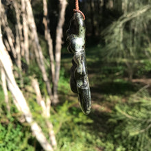 Load image into Gallery viewer, Tiki (New Zealand pounamu)