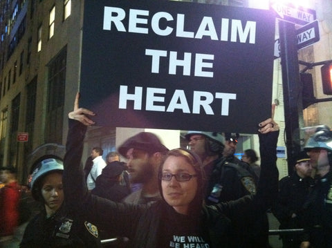 RECLAIM THE HEART