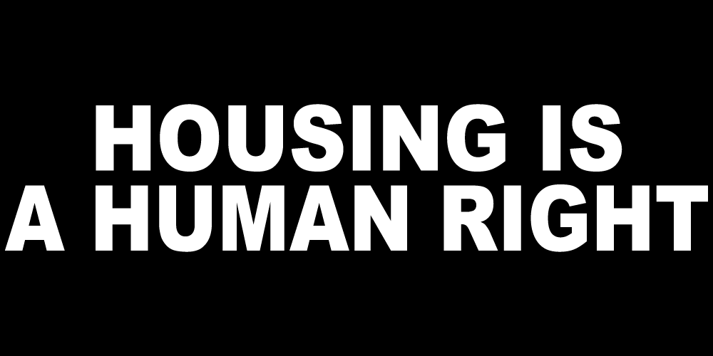 housing is a human right ahf