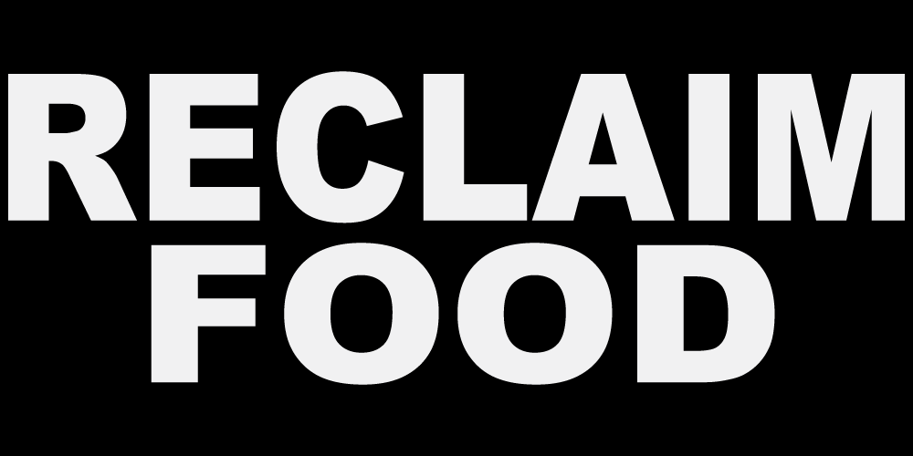 RECLAIM FOOD