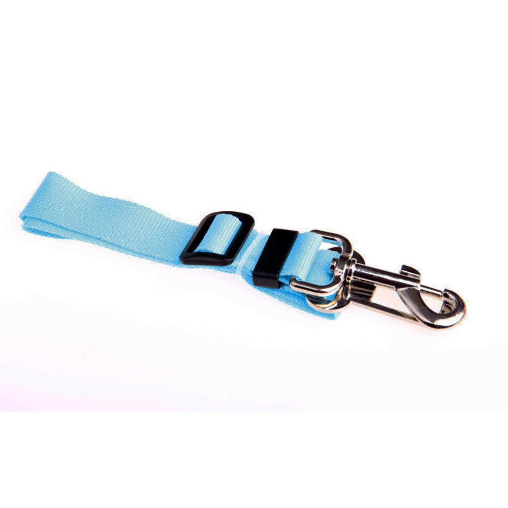 Pets Nylon Seat Belt Leash