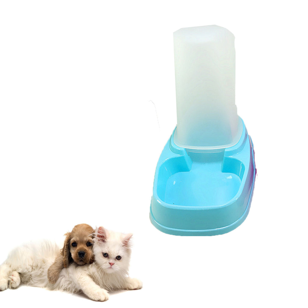 Automatic Cat Dog Food Water Bowl