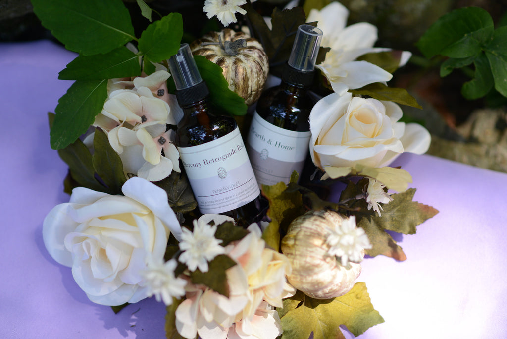 Mercury Retrograde Relief Essential Oil Spray
