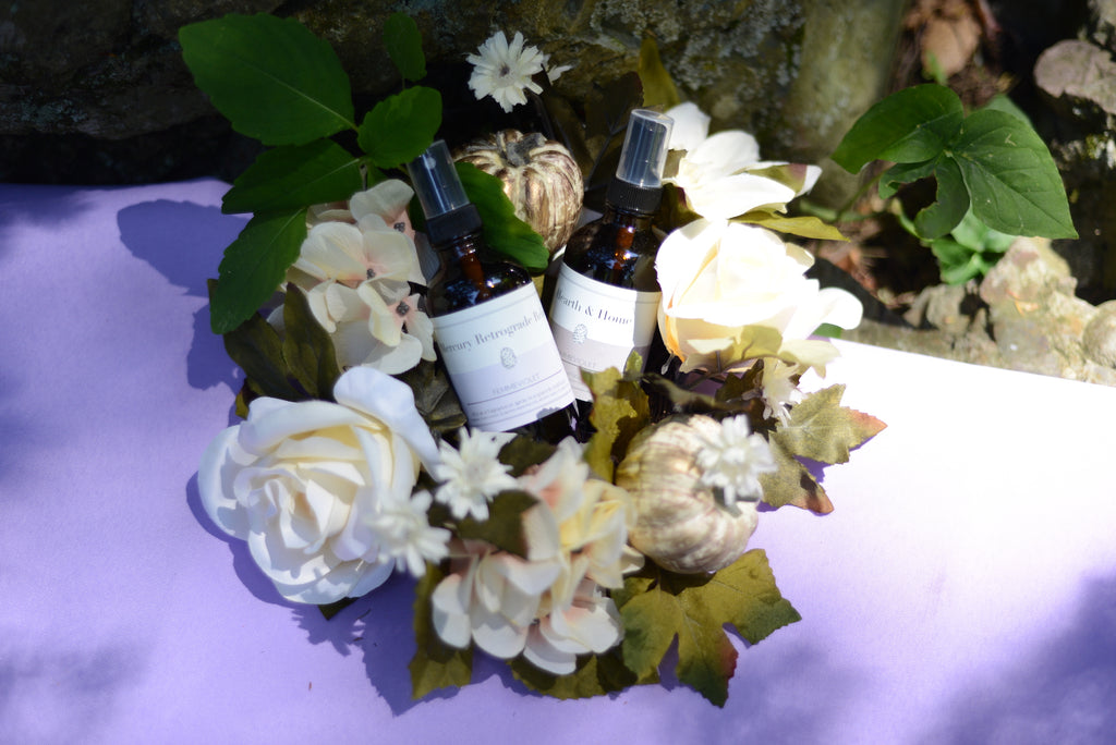 Hearth & Home Essential Oil Spray