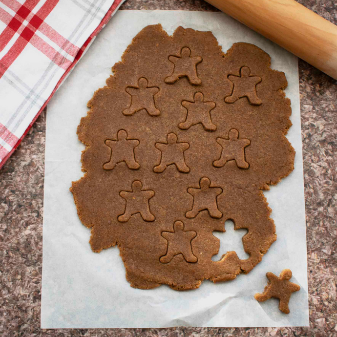 Simply Delicious Gingerbread