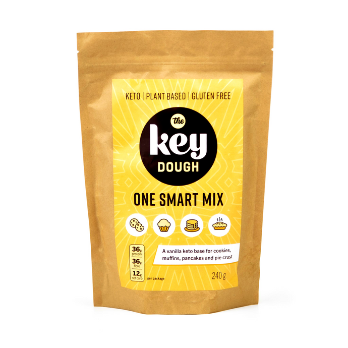 The Key Dough - Vanilla Mix