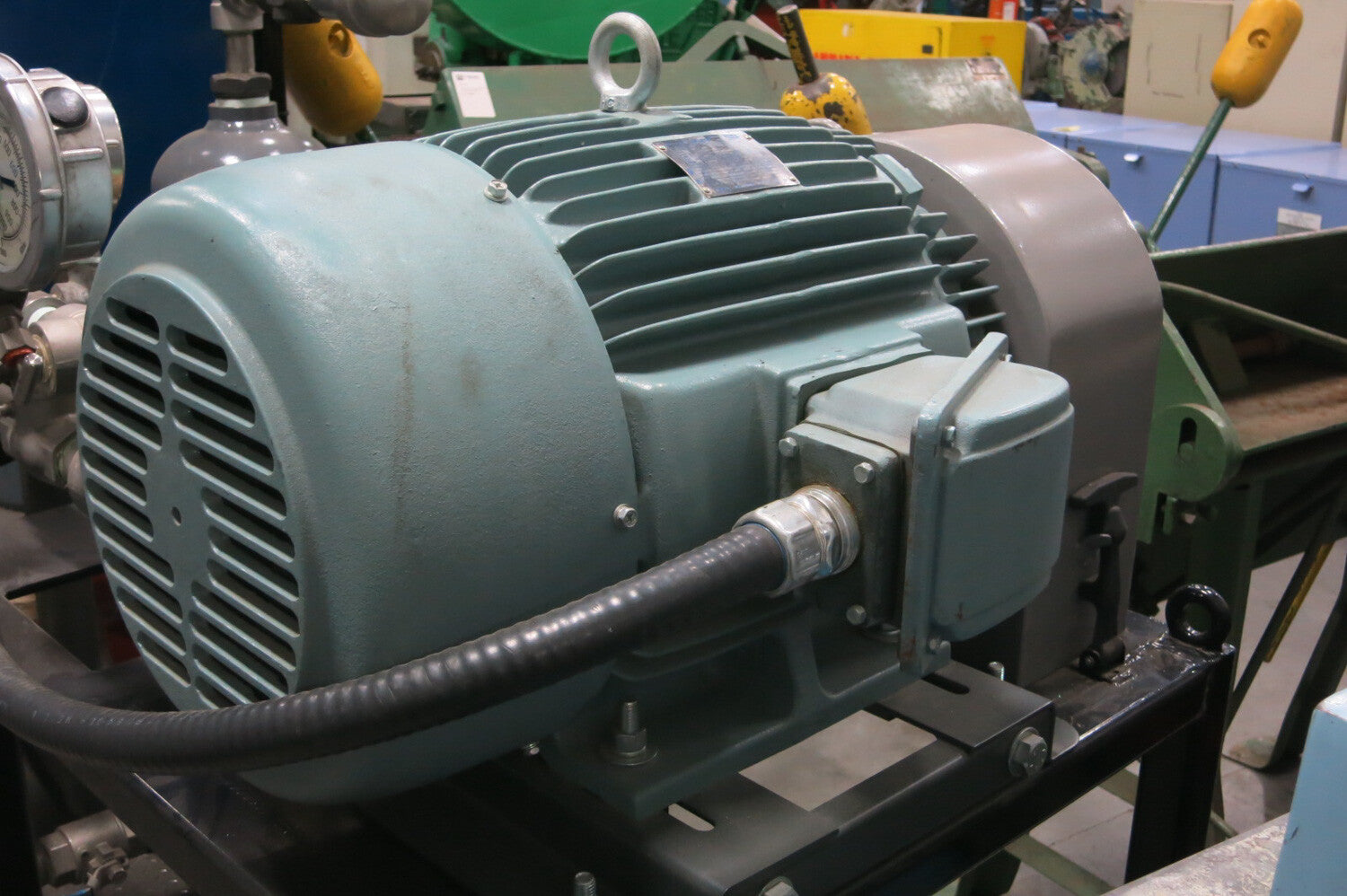 TECO 15 Hp Inverter Duty Electric Motor