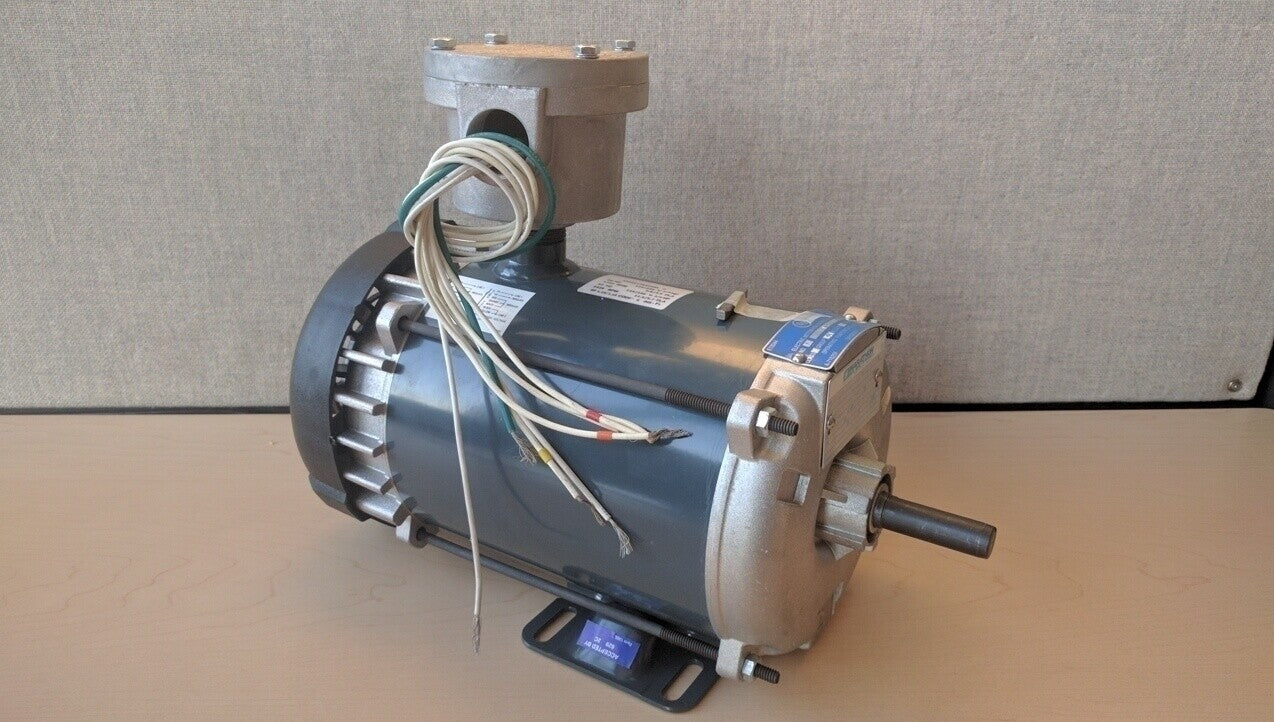 MARATHON ELECTRIC 3/4hp Gear Motor