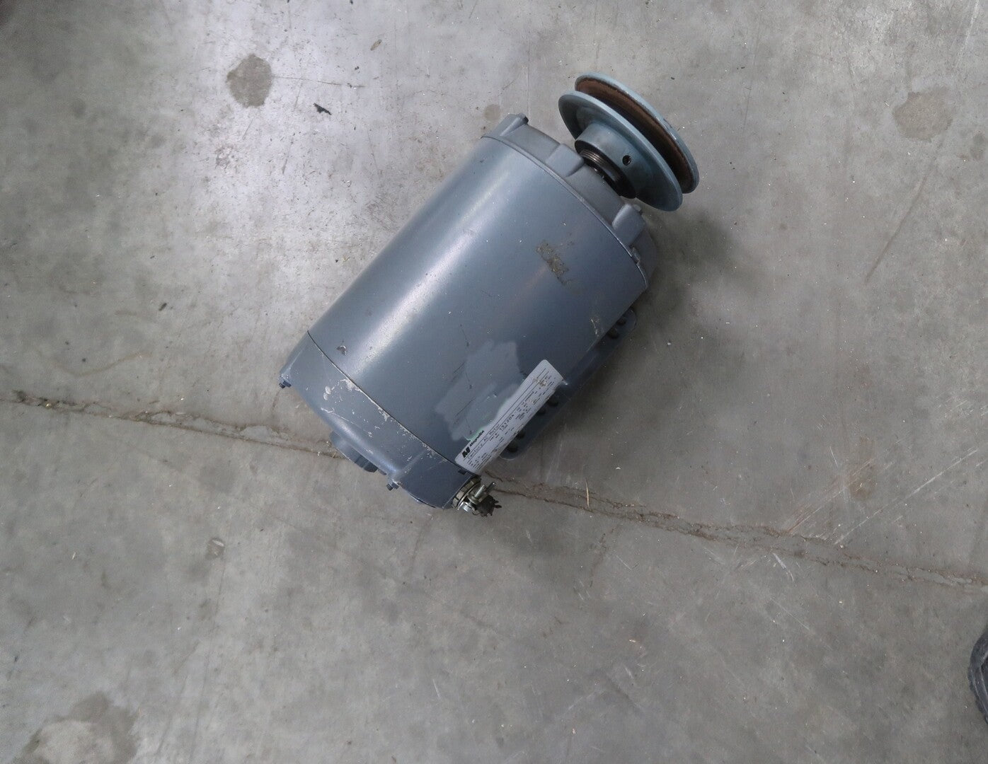 MAGNETEK 2 Hp Electric Motor