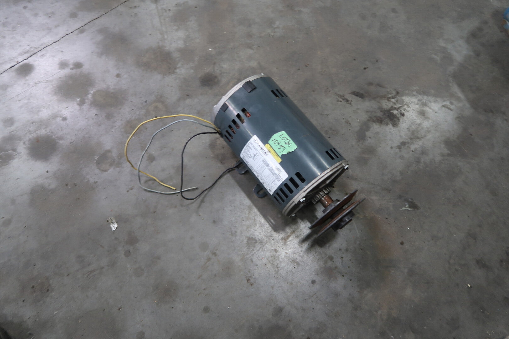 MARATHON 1.5 Hp Electric Motor