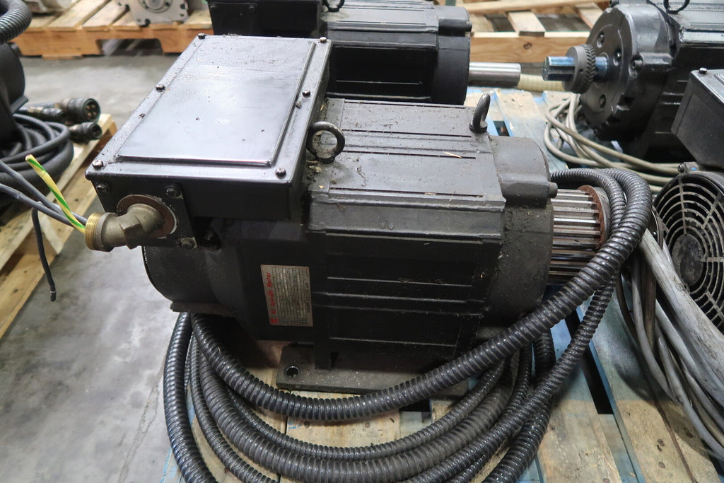Electric Spindle Motor No. N.B3816-1N