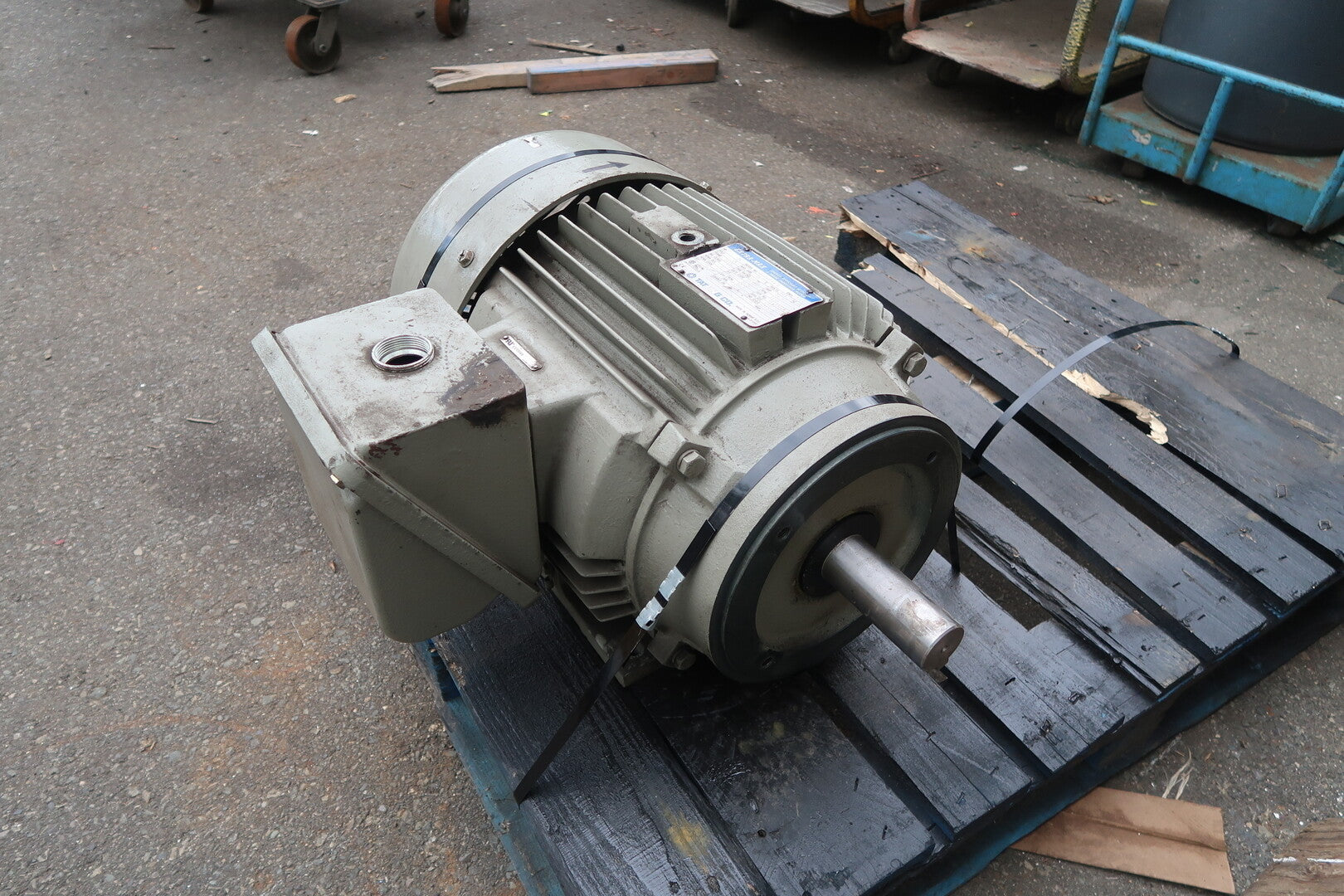 TATUNG 25 Hp Induction Electric Motor