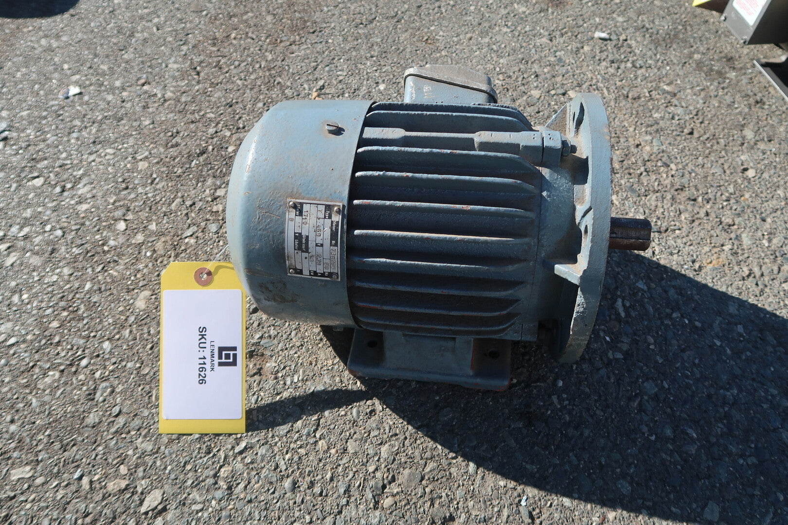 1.75 Hp Electric Motor