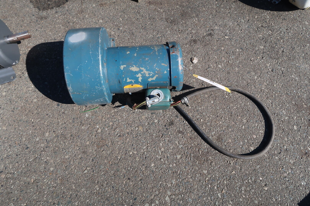 1 hp Electric Motor No. YM3545