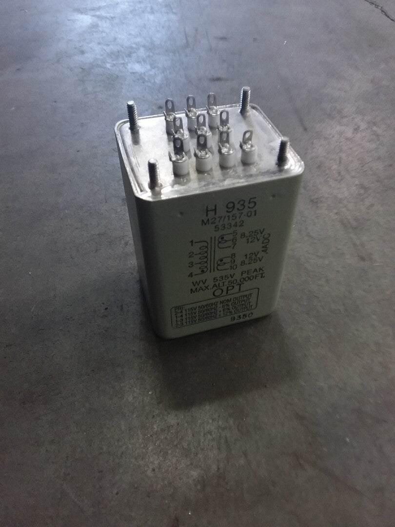 Grey UTC Power Transformer H-935