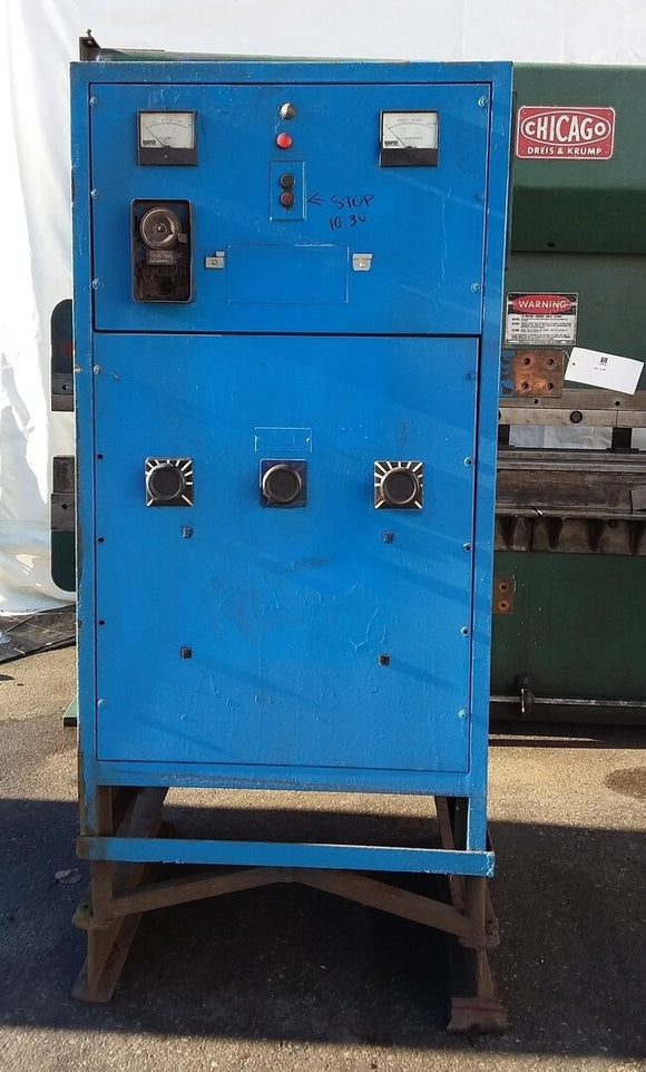 3000 Amp Rapid Plating Rectifier