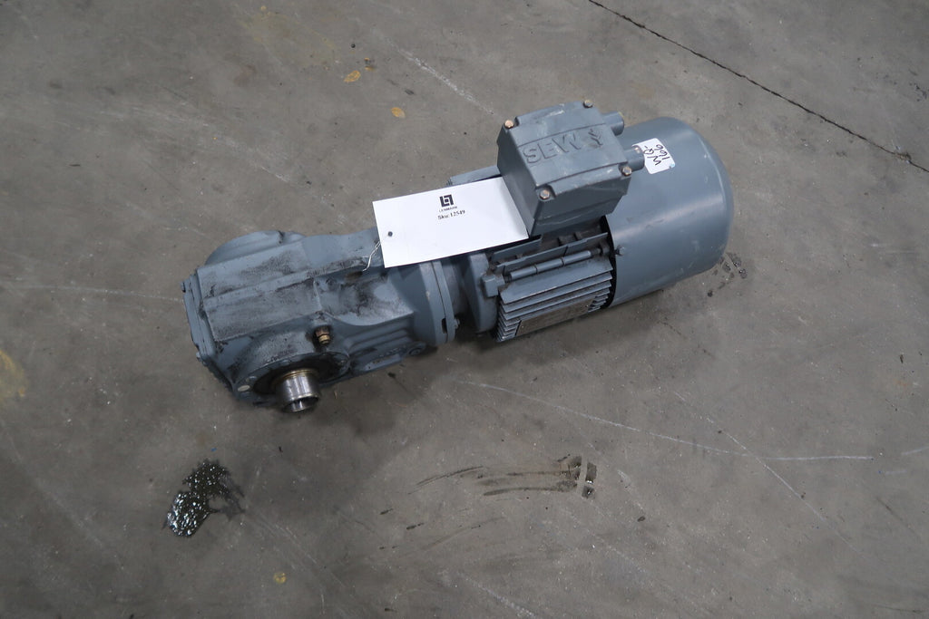 1.47 hp Motor with Gear Reducer