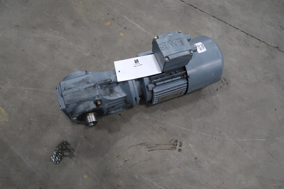 SEW-EURODRIVE 1.47 hp Motor with Gear Reducer