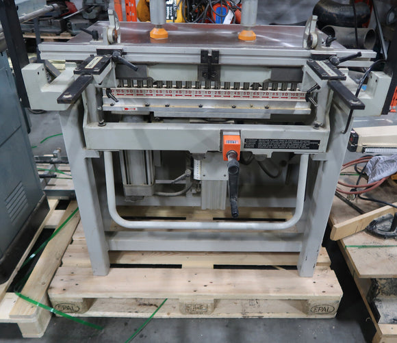 MESA Spindle Vertical Line Boring Drill