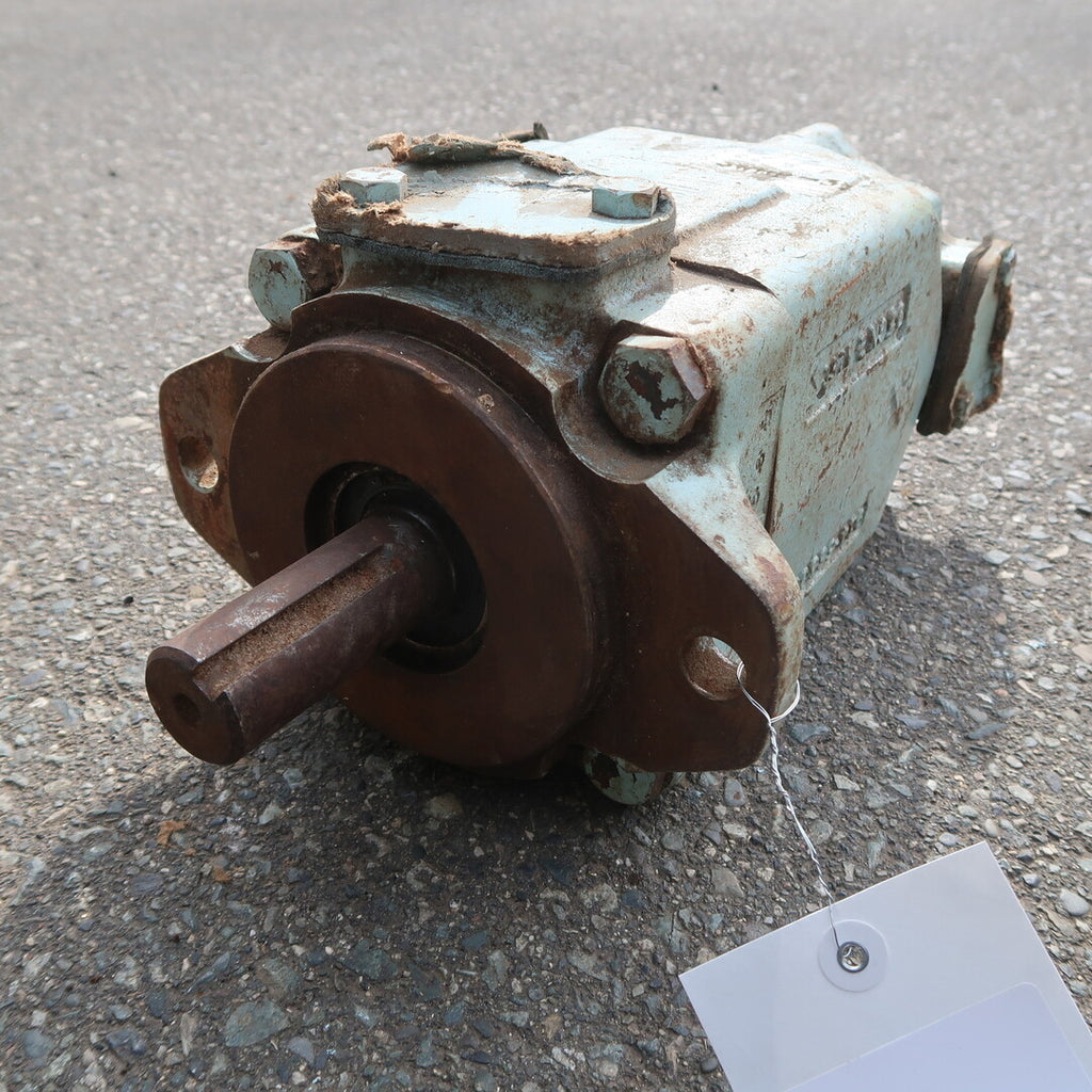 DENISON Hydraulics Double Vane Pump Pneumatics Industrial