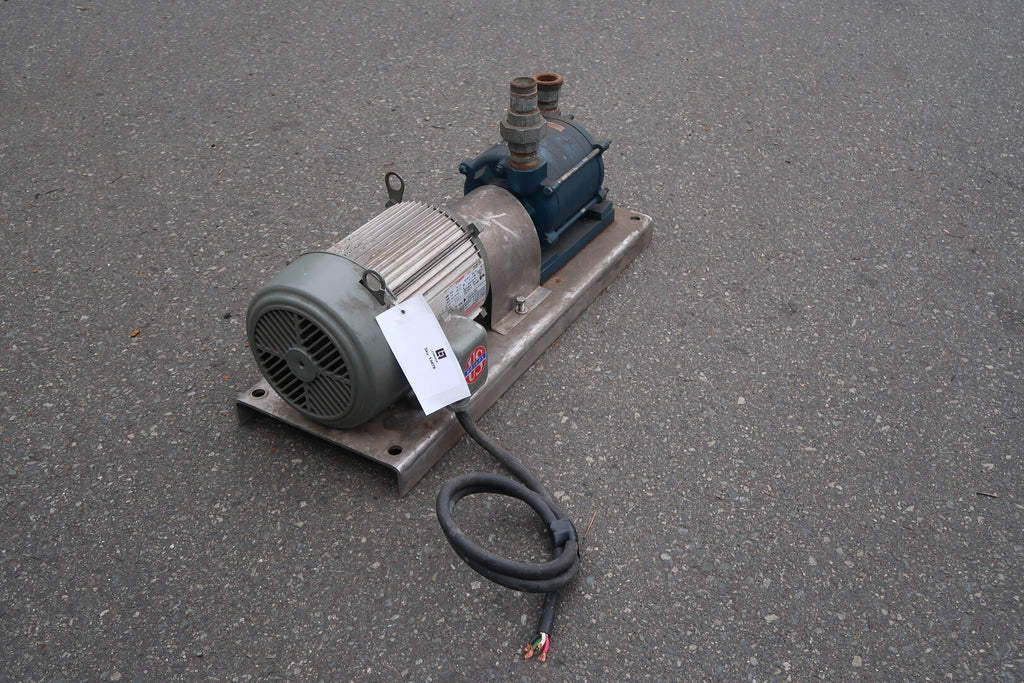 3hp Motor w/ Hydraulic Pump