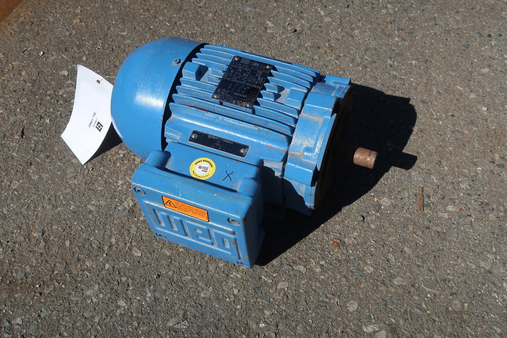 2 hp Electric Motor No. H080403