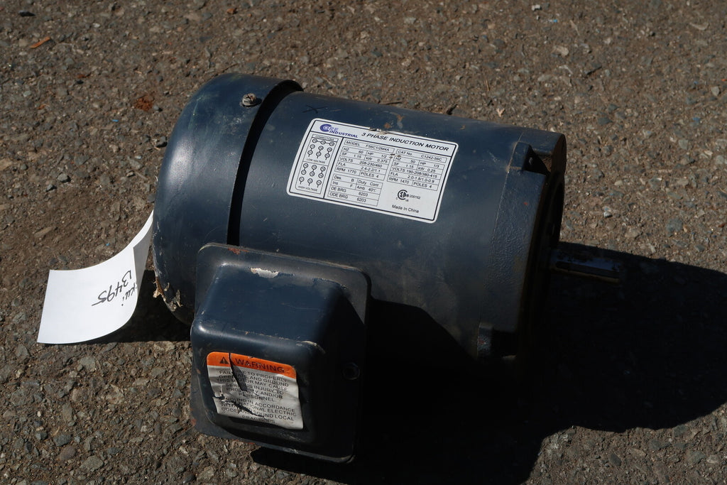 1/2 hp Induction Motor No. F56C1/2M4A
