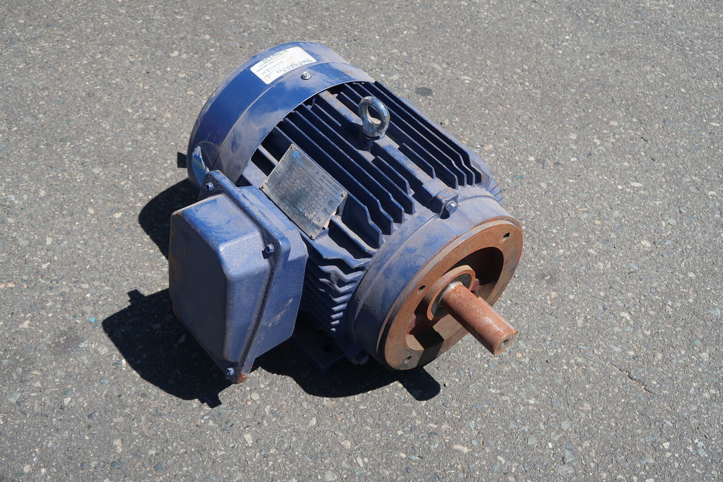 7.5 hp Electric Motor No. NEP243TC4