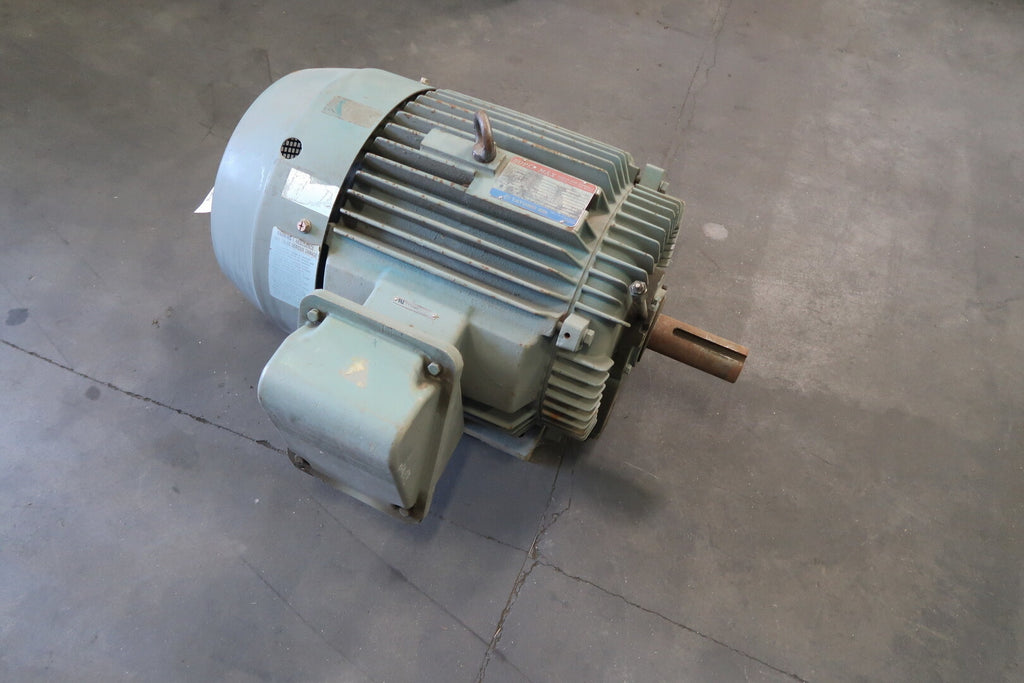 TATUNG Super Max 25 hp Induction Electric Motor