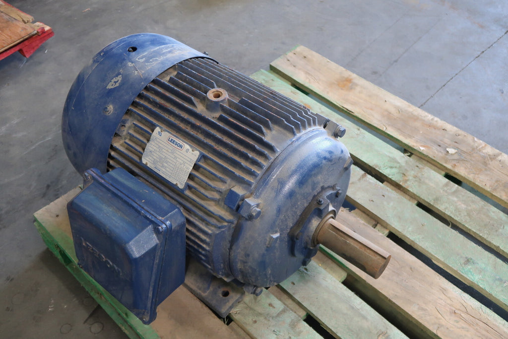 25 hp Electric Motor No. 15000322