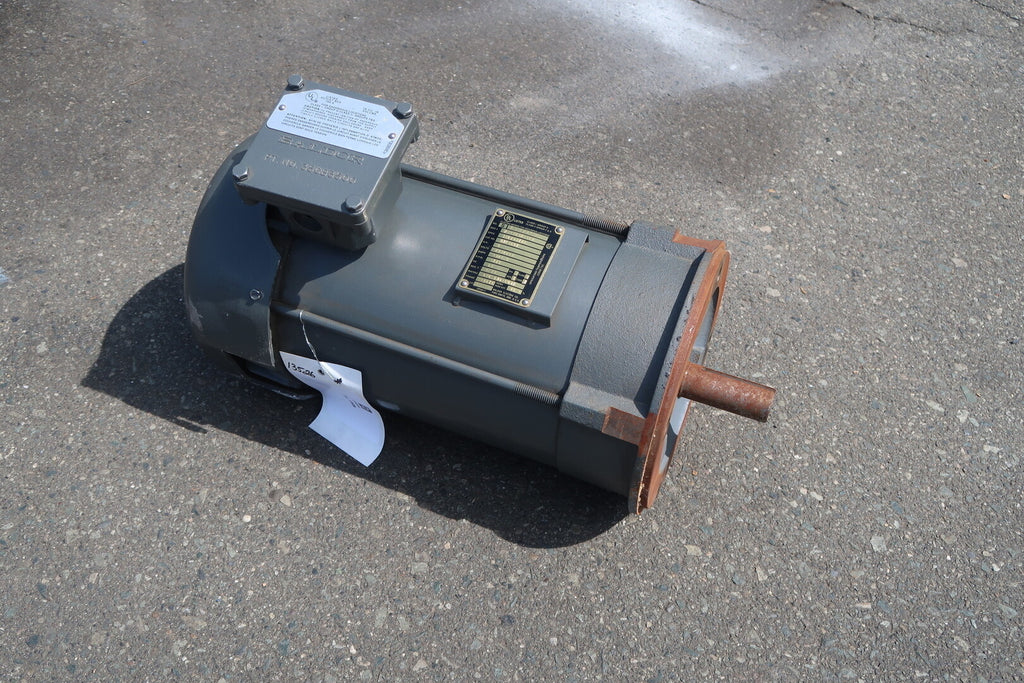 5 hp Electric Motor No. SAJ374627