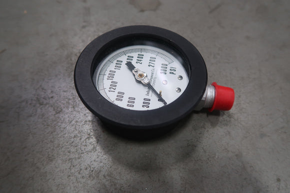 INDUSTRIAL INSTRUMENT CO. Pressure Gauge
