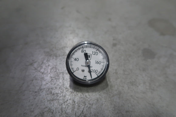 HONEYWELL Temperature Gauge
