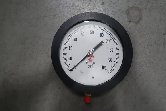WINTERS 100 Psi Pressure Gauge